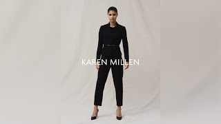 KAREN MILLEN Video Lookbook Autumn 2019 | Directed by VIVIENNE+TAMAS