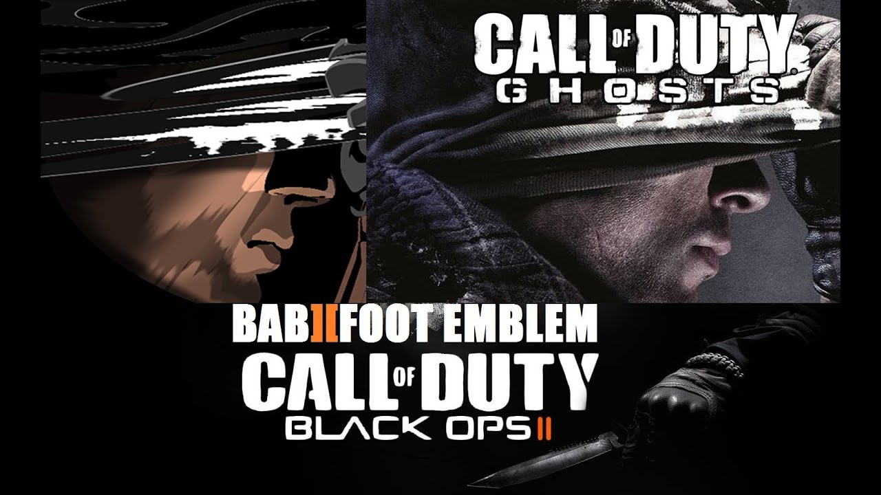 call of duty black ops 2 how to create emblems