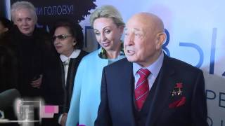 В Москве состоялась премьера фильма о космосе «Время первых»
