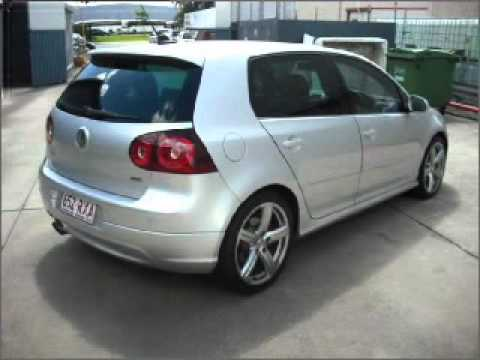 2008 volkswagen golf gti pirelli eagle farm qld youtube. Black Bedroom Furniture Sets. Home Design Ideas