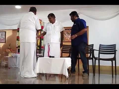 13.11.2017 Madurai College House World Thirukural Peravai.Meeting (Pt.1)