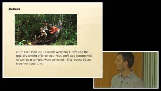 Louis Pierre Comeau - Peat swamp forest conversion into oil palm plantation
