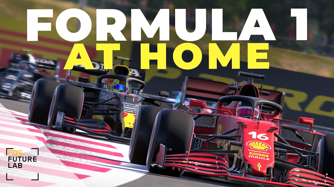 The top 9 best F1 games ever