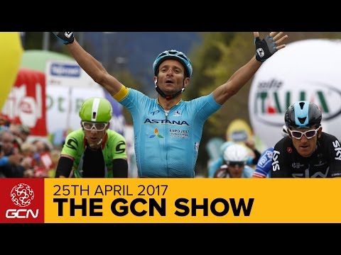 Remembering Michele Scarponi | The GCN Show Ep. 224