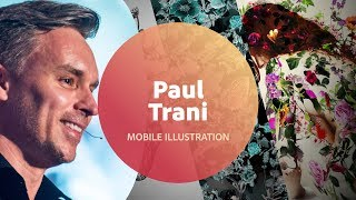Getting Started in Adobe Illustrator Draw and Photoshop Sketch – Live Illustration with Paul Trani