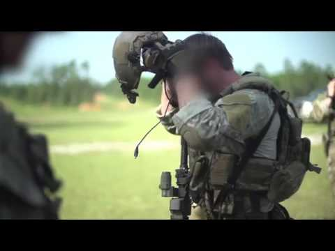 Army Rangers Trains with Private security  Contractors  at CORE Solutions