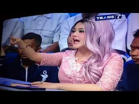 Upiak Isil - Tak Tun Tuang SHOW perdana TV INDONESIA di OVJ TRANS 7