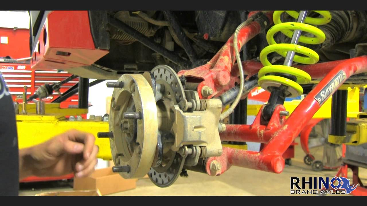 How to check if your UTV axles are in a bind | SuperATV