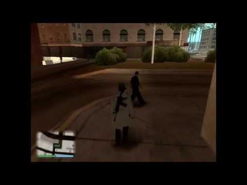 Gta Sa drop weapons mod and gta sa to v weapons on ground