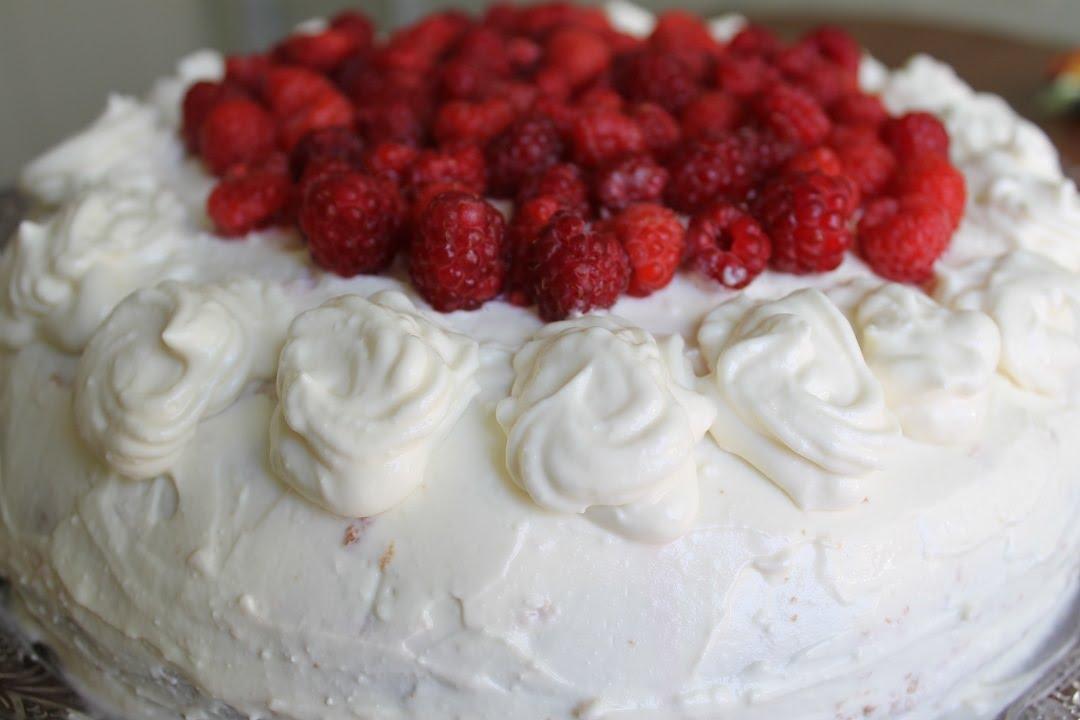 фото ягодный торт