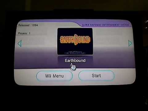 earthbound wad ntsc