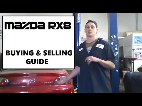 Used Mazda RX8 Buying Guide