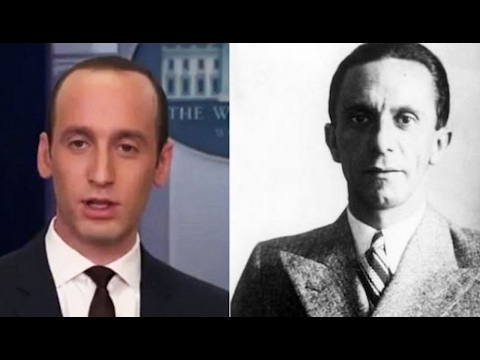 'Morning Joe': GOP Senators Don't Like Stephen Miller (Who Incidentally, Looks Like Joseph Goebbels)