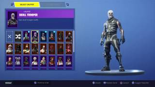 Rarest Fortnite Account on Console! Recon Expert, Skull Trooper, and More!