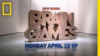 NEW SERIES  | Brain Games