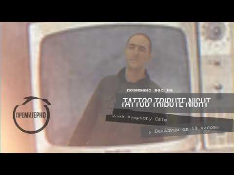 Promocija spota i Tattoo Tribute Night - RTRS promo
