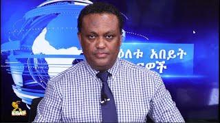 Ethiopia - ESAT DC Daily News  Fri 13  Nov 2020