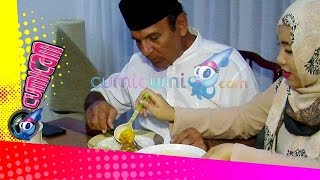 Dapur Romantis Mark Sungkar dan Shanty - Cumicam 20 Juli 2015