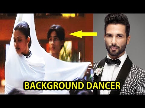 Thumbnail: Background Dancers Who Became Superstars of Bollywood Today