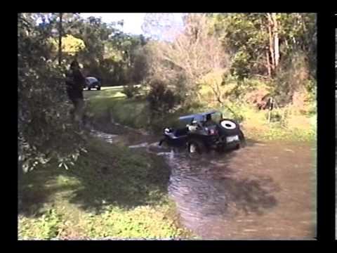 Manxclub Australia - Private tracks near Samford 2003?