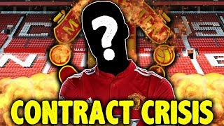 BREAKING: Manchester United Superstar REJECTS New Contract?! | Transfer Talk