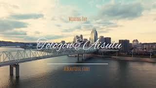 Наша свадьба 👰 🤵(США ,Огайо)
