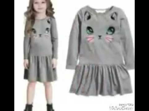 675a7e8d2 اجمل الملابس للبنوتات 2017 fashion clothes for little girls ...