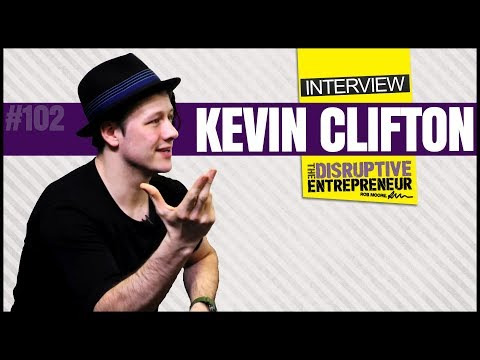 "Rob Moore Interviews Kevin Clifton, BBC ""Strictly Come Dancing"" professional & 4 time finalist"
