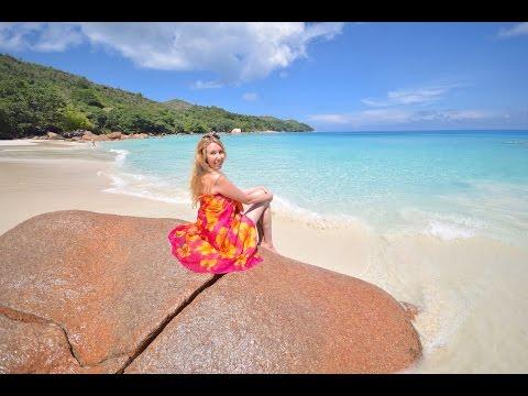 The best beaches of Seychelles - Mahé, Praslin, La Digue & Silhouette islands!