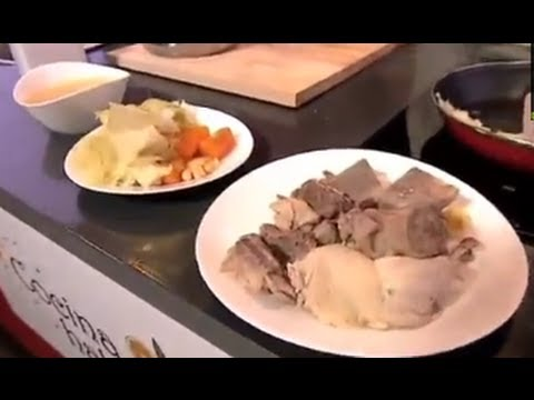 RECETA DE COCIDO - COCINA HALAL - YouTube