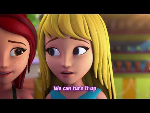 LEGO® Friends - Mesajul (karaoke)
