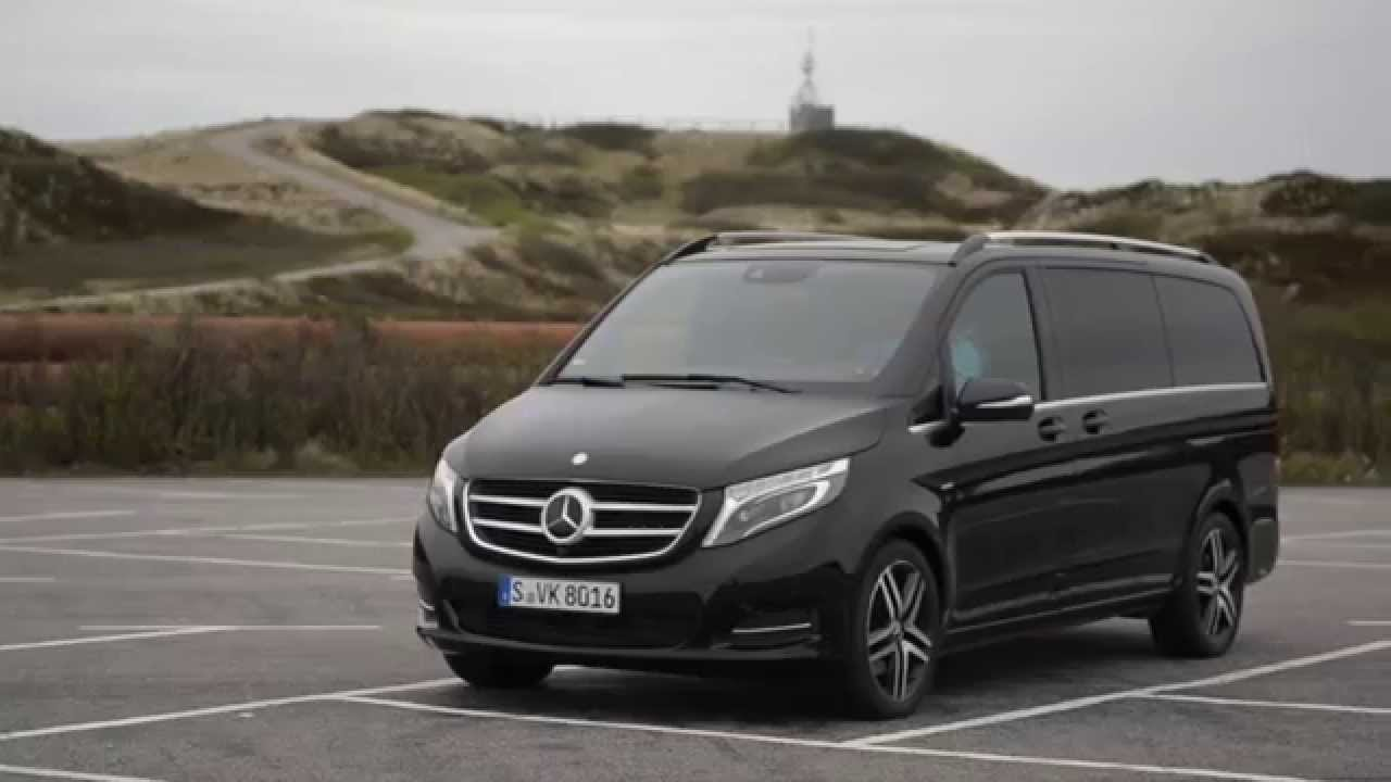 mercedes benz v klasse v250 edition 1 2014 drive check youtube. Black Bedroom Furniture Sets. Home Design Ideas