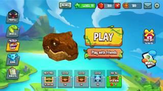 Top Game Mobile Có Chiến Binh Mới Snake Osaurus - Snake Rivals