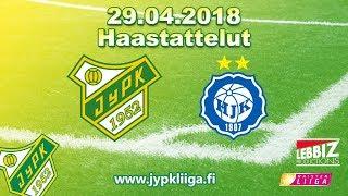 JyPK - HJK 29.04.2018 Haastattelut!