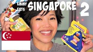 Emmy Eats Singapore  - tasting more Singaporean treats