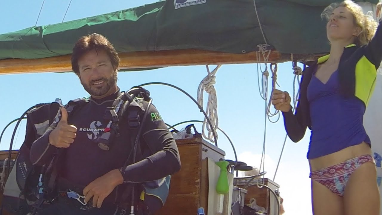 S V Juliet Sailing Amp Diving Life Aboard The Sailing And