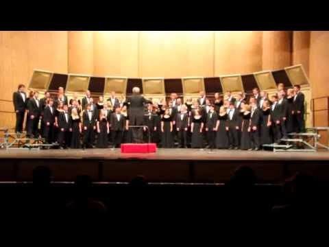 2016 Collage of Choirs, Iowa State University, Iowa State Singers - Unclouded Day