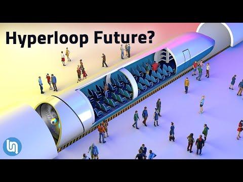 Exploring Hyperloop - The Future of Renewable Public Transport?