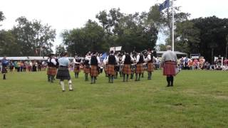 Atlanta Pipe Band Charleston Highland Games 2013