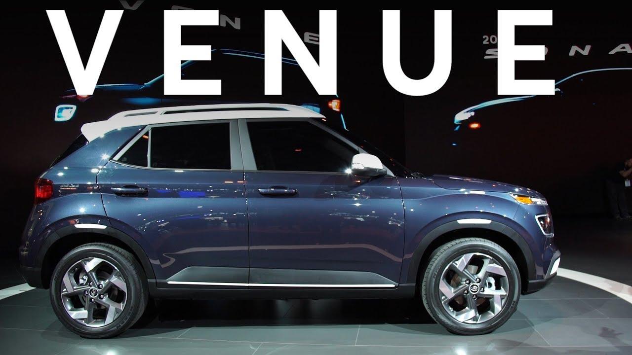 2020 Hyundai Venue: Design, Specs, Equipment, Price >> 2019 New York Auto Show 2020 Hyundai Venue Consumer Reports