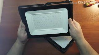 как открыть светодиодный прожектор? / How to open the LED spotlight?