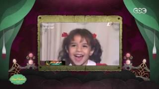 تسجيل نادر لدنيا وإيمي سمير غانم تغنيان في طفولتهن