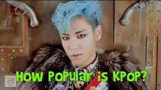 How Popular is Kpop in Korea?