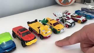 Hot Wheels Race Off Carrinhos Originais Part. IV