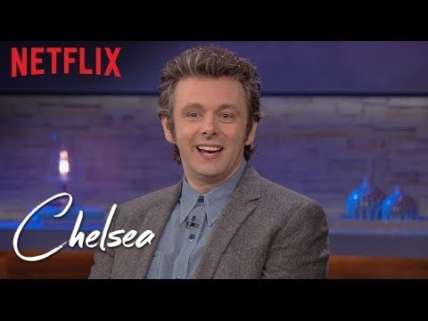 Michael Sheen Gets Teased by Women  Chelsea  Netflix