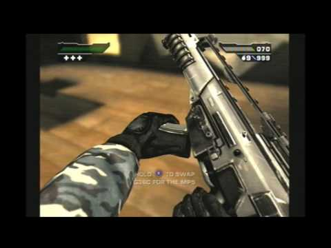 Black - Final - Normal - Silver Weapons (xbox 360)