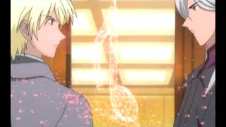 Ost ending from anime Kaleido star in male version.