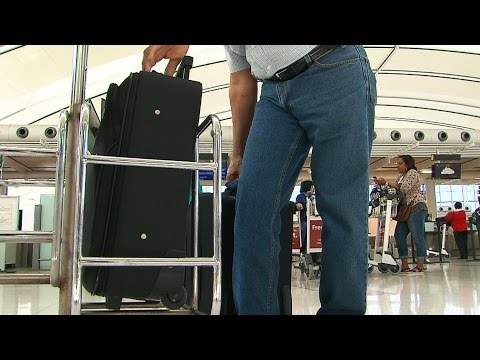 Measuring Up Air Canada's Hard Line On Carry-on Luggage
