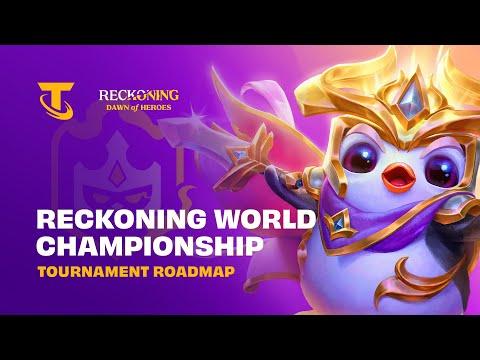 Tournament Roadmap - Reckoning World Championship  Teamfight Tactics