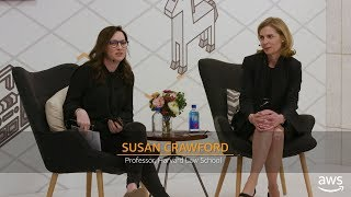 Tech & Public Policy: Chat with Harvard Law School Professor Susan Crawford